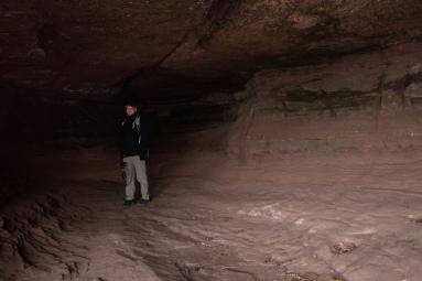 Mont Saint Michel alsacien la grotte des fées_4651