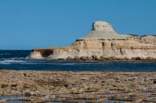 les salines au bord de mer Salt Pans