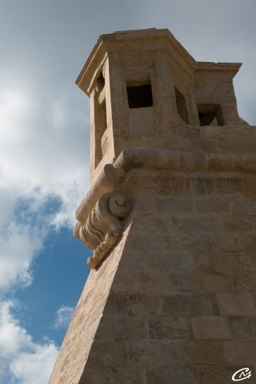 La Valette - citadelle