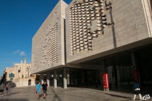 La Valette - parlement - Renzo Piano