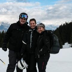 Séjour à la montagne entre amis