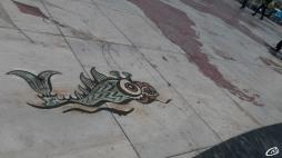 Belem - esplanade du monument des découvertes